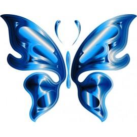 Naklejka ścienna dekoracyjna D11 motyle C