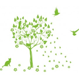Naklejka dekoracyjna - SF 02 drzewo