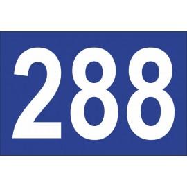 Tabliczka adresowa na posesję, dom  OB07