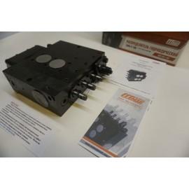 Rozdzielacz hydrauliczny P-100