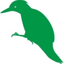 Naklejka wycinana N99 ptak