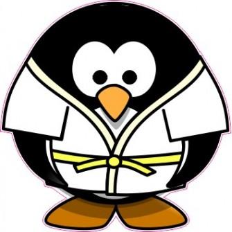 Naklejka ścienna dekoracyjna D166 pingiwn O