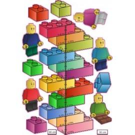 Miarka wzrostu MD02 lego