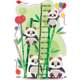 Miarka wzrostu MD01 panda
