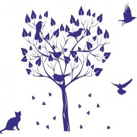 Naklejka dekoracyjna - SF 01a drzewo
