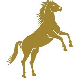 Naklejka wycinana N124 koń