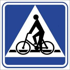 D-6a Przejazd dla rowerów
