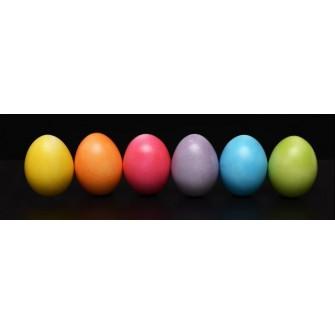 Fototapeta kolorowe jajka 314x100 cm FTE11 - klej gratis