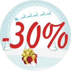 Naklejka na witrynę - W05L30 wyprzedaż -30%
